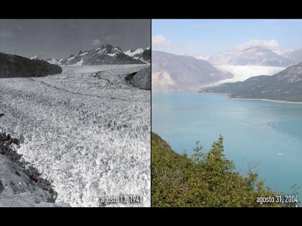 glaciar muir alaska