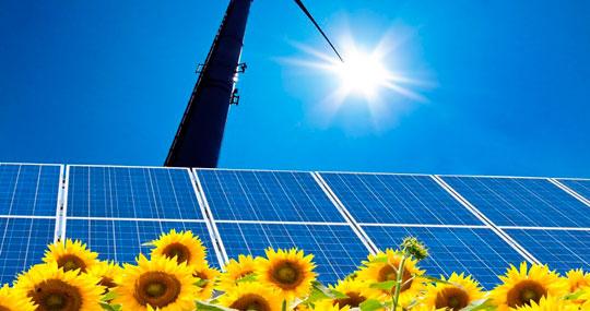 energías renovables: energía solar