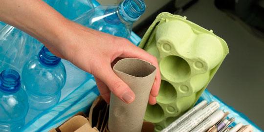 reciclaje de bajo coste
