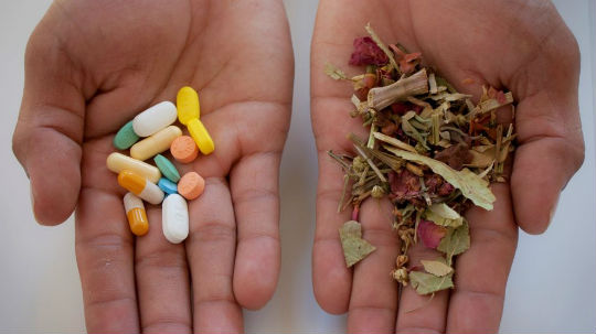 medicina convencional y medicina natural