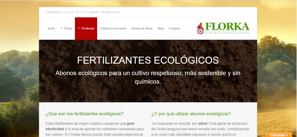 Qué son los fertilizantes ecológicos