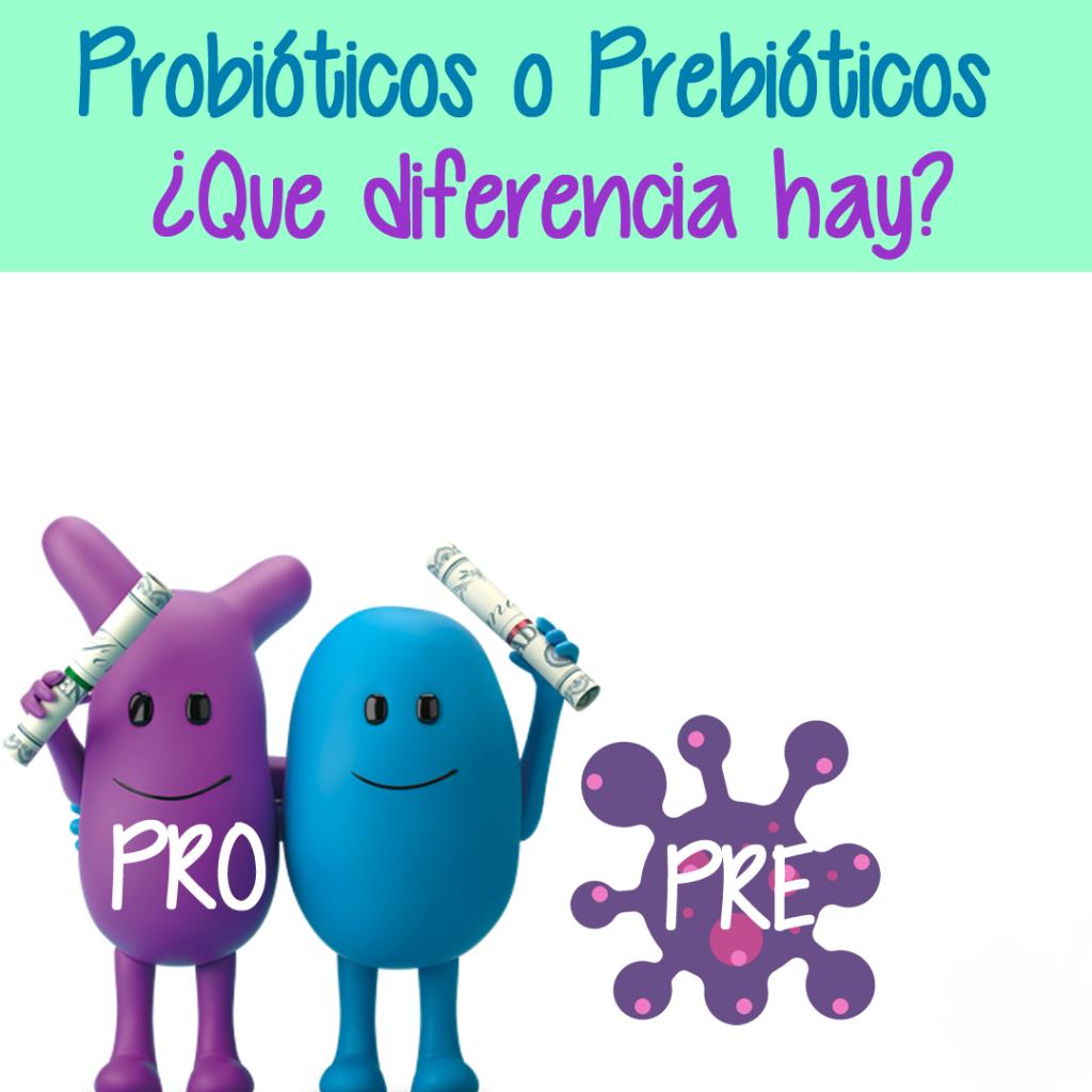 Qué son los probióticos y prebióticos