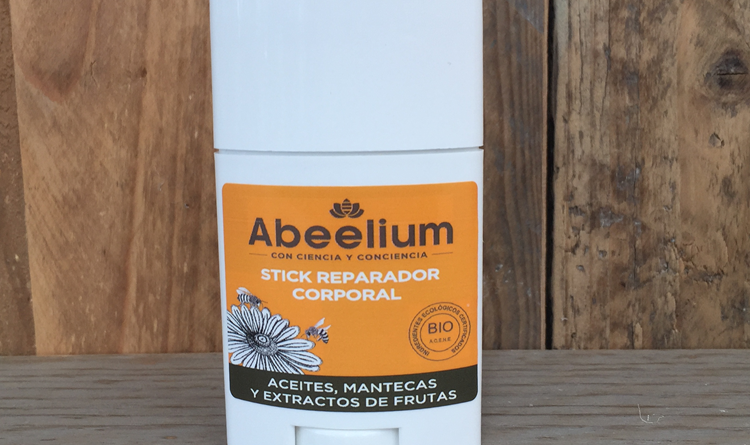 Abeelium Stick reparador corporal 1