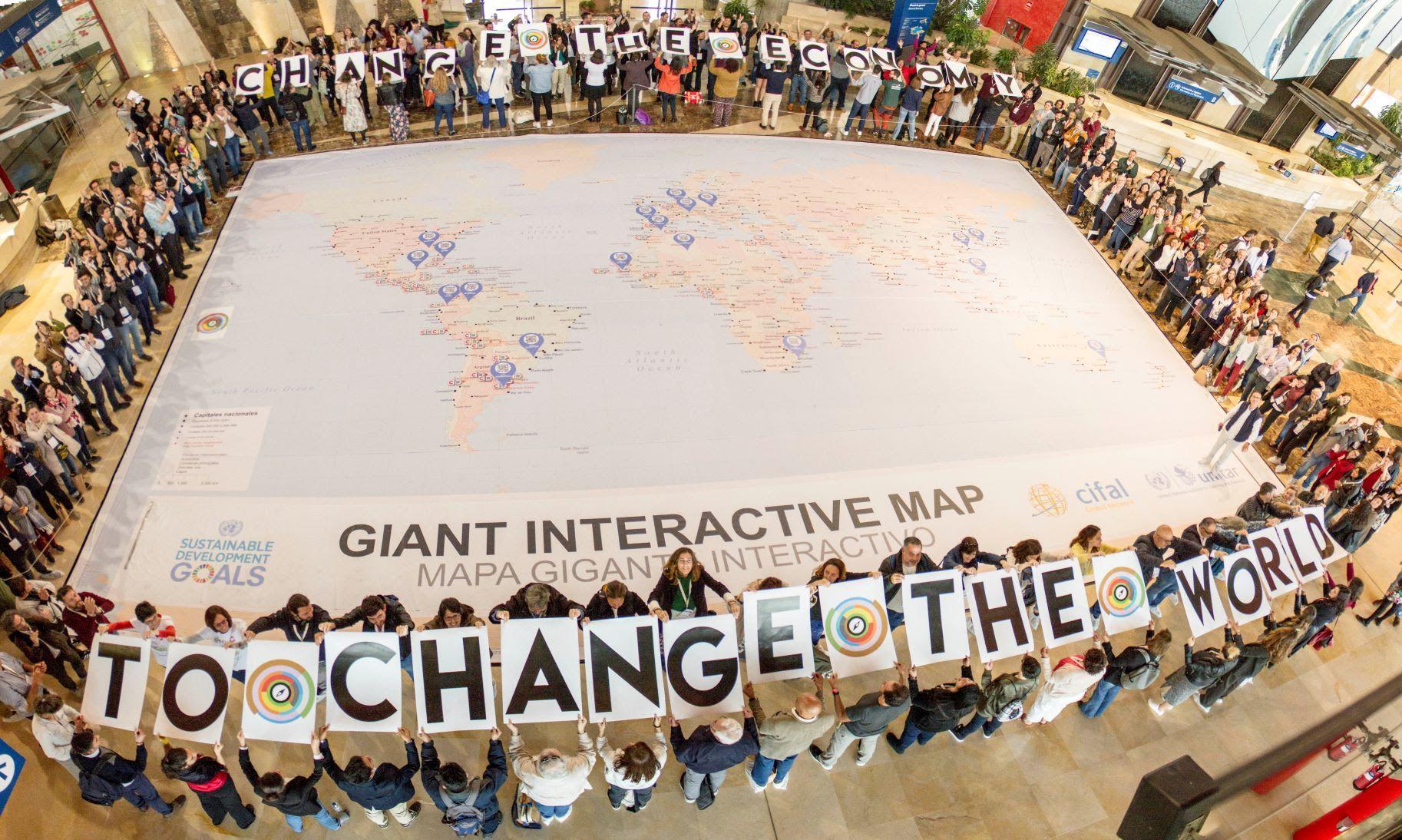 NESI Global Forum se clausura con un informe de recomendaciones para alcanzar la Agenda 2030