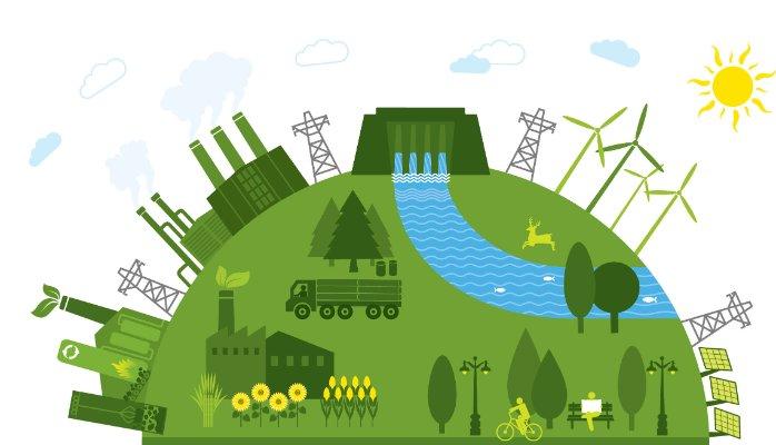 Construcción sostenible y el medio ambiente
