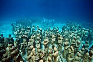 museo bajo el mar, destino de ecoturismo