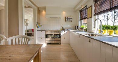 como limpiar la cocina de forma ecológica