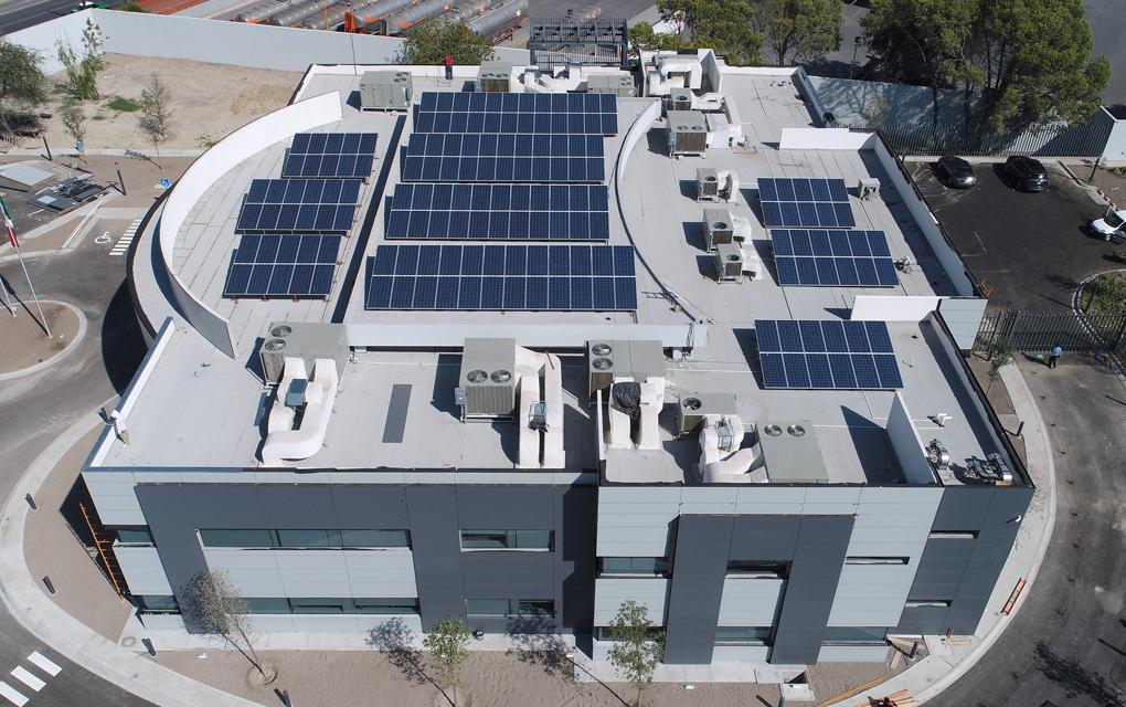 La industria también puede aprovechar la Energía Solar