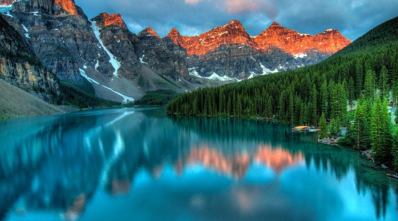 Viajar a reservas naturales