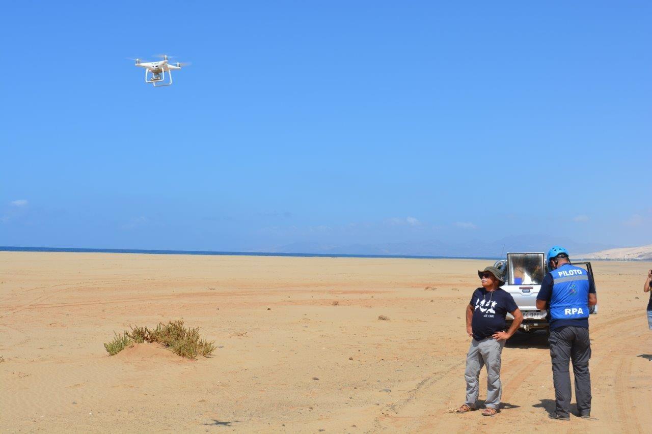 El proyecto ?CanBIO?, cofinanciado por Loro Parque y el Gobierno de Canarias, avanza en Fuerteventura de la mano de Avanfuer