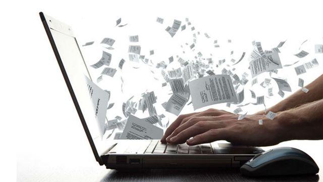 tramites online para ahorrar papel