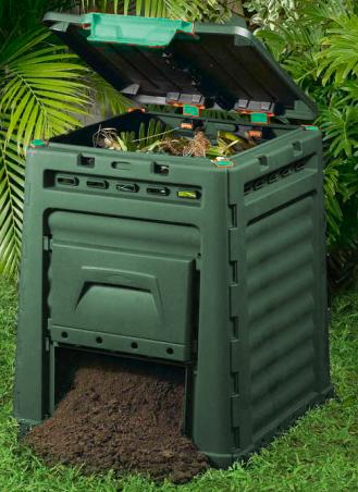 Beneficios de tener un compostador en casa por compostador.eu