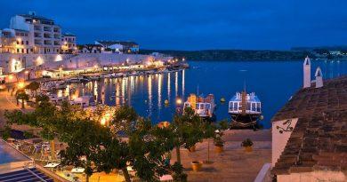 turismo ecológico en Menorca