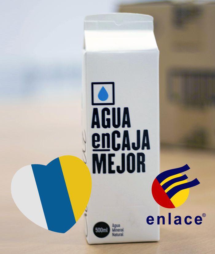 El Agua en Caja llega a Canarias de la mano de ENLACE