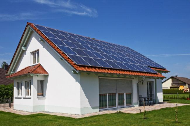 Los paneles solares más eficientes 2