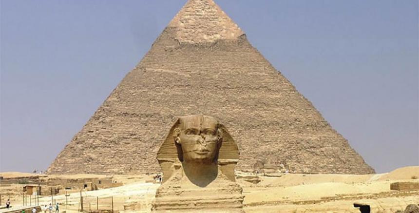 misterio de pirámide de Keops