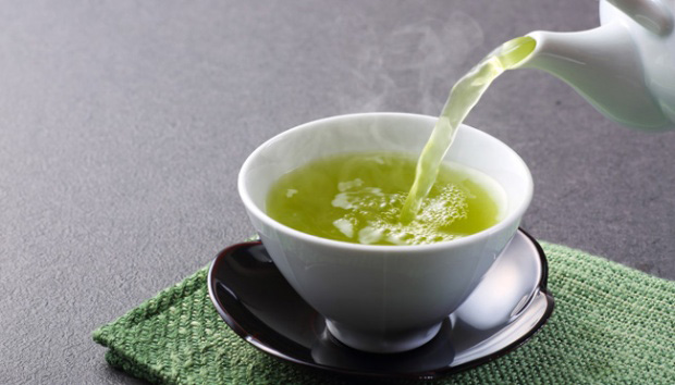 para qué sirve el té verde