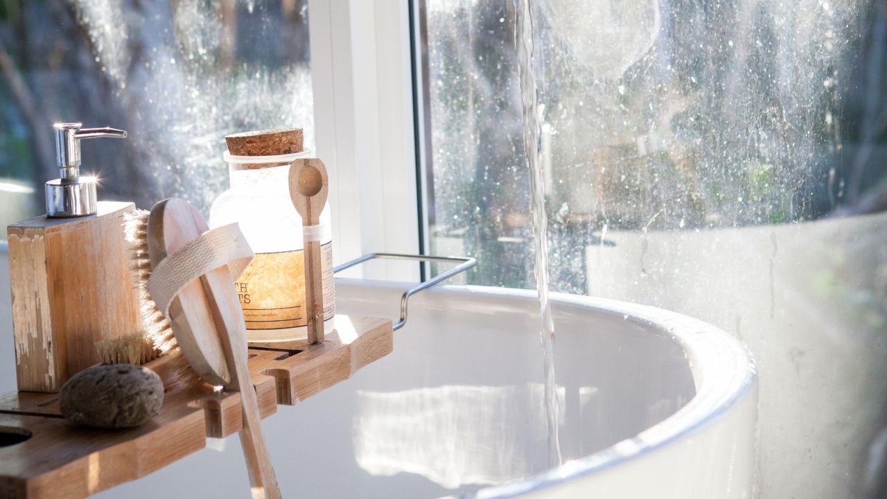 gel de baño ecológico