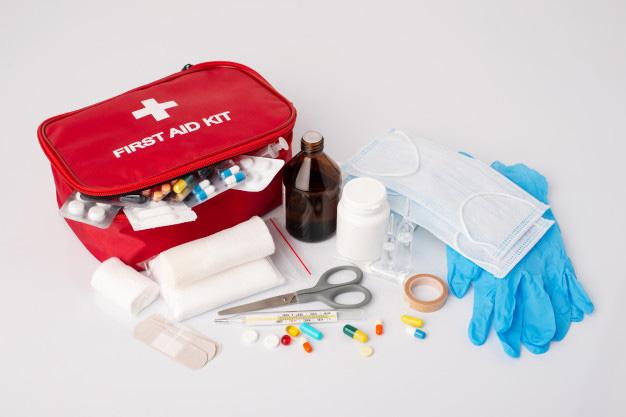 kit de medicamentos