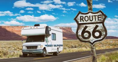 ruta 66 en caravana