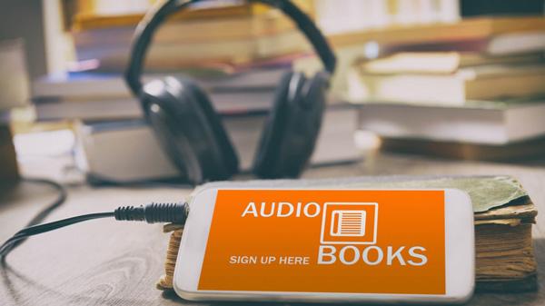 audiolibro como medida de ahorro energetico