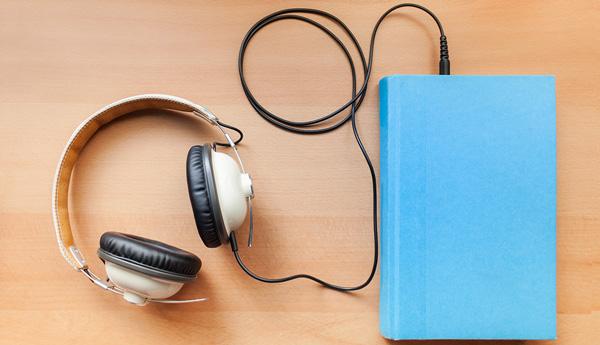 audiolibros para ahorrar energía