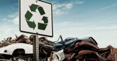 reciclado de automóviles