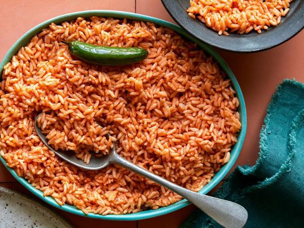 arroz rojo ecológico