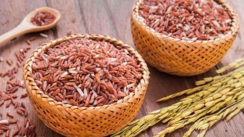 receta de arroz rojo ecológico