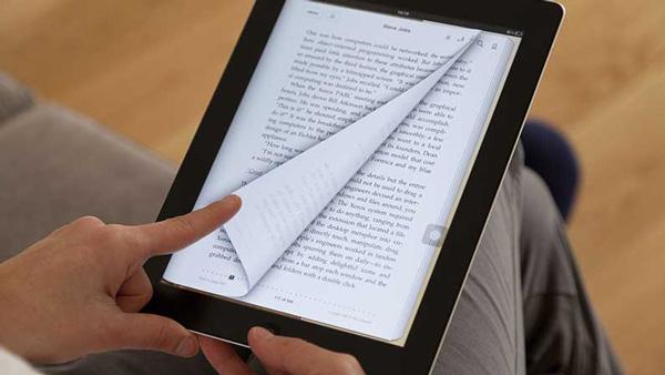 ebook como medio de ecología frente al papel