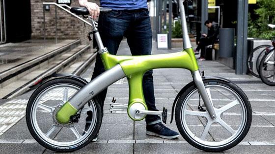 bicicleta plegables y eléctricas
