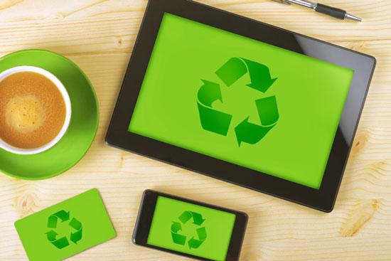 herramientas verdes