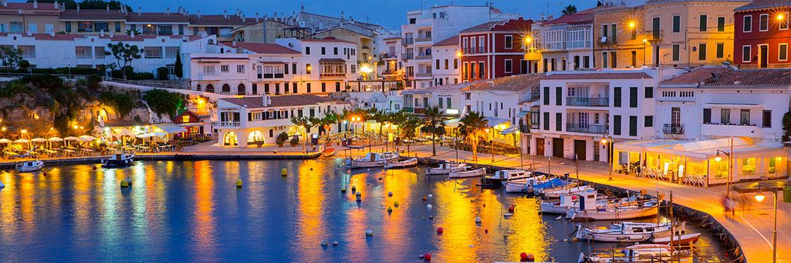 Menorca en dos días