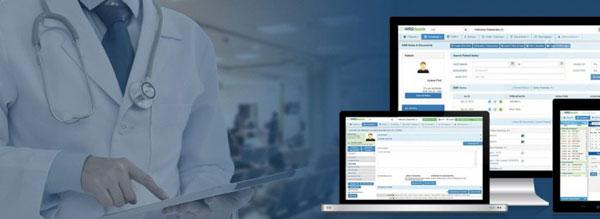 gestionar pacientes con softwares