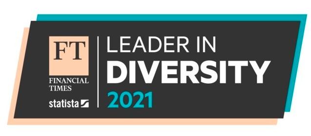 """Schneider Electric, reconocida en el Top 50 del ranking """"Diversity Leaders 2021"""" del Financial Times"""