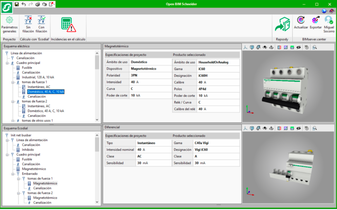 CYPE desarrolla un software junto a Schneider Electric en proyectos Open BIM