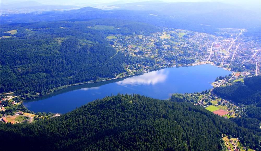 El Lago de Gérardmer
