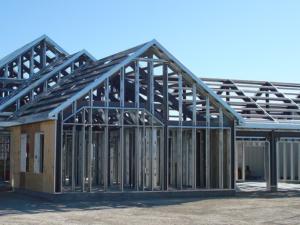 construcción steel framing