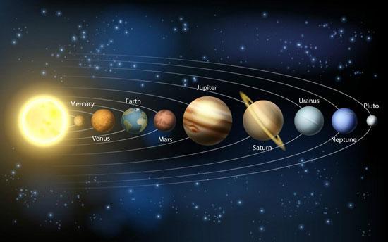 cuales son los planetas del sistema solar