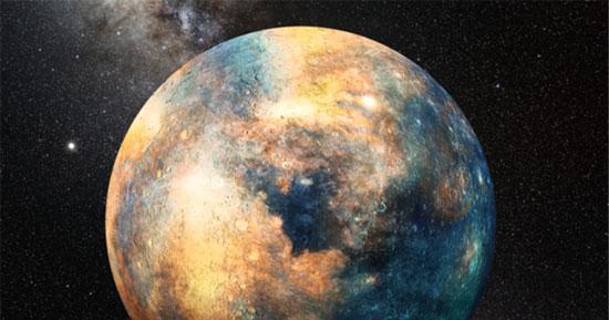 que es un planeta