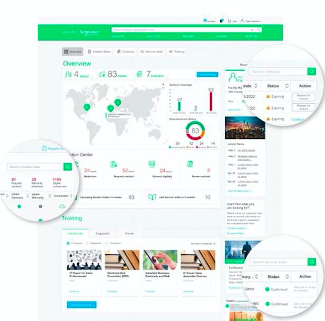 Schneder Electric presenta una Nueva Experiencia digital y personalizada para partners