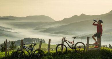 Rutas ecológicas en Bicicleta por el País Vasco