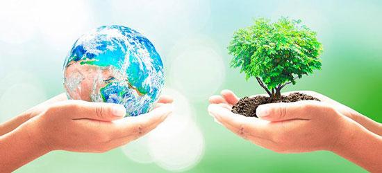estar siempre al día de las últimas noticias ecológicas