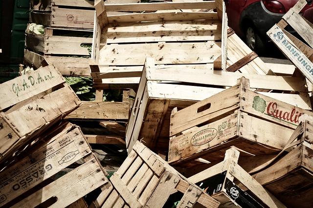 ¿Qué reciclar cuándo haces una mudanza?